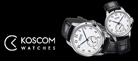 KOSCOM Watches