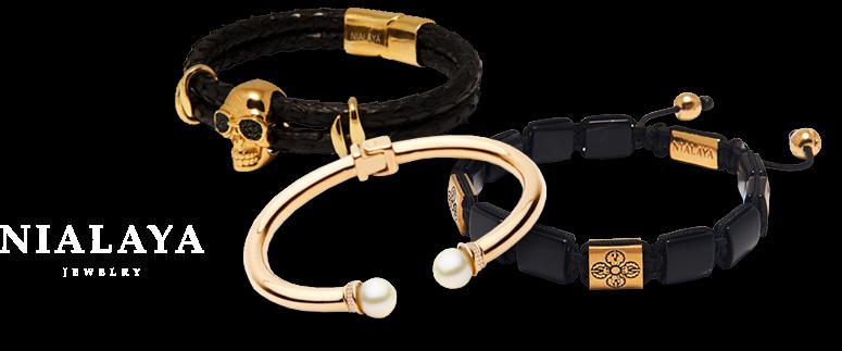 Luxusní šperky Nialaya